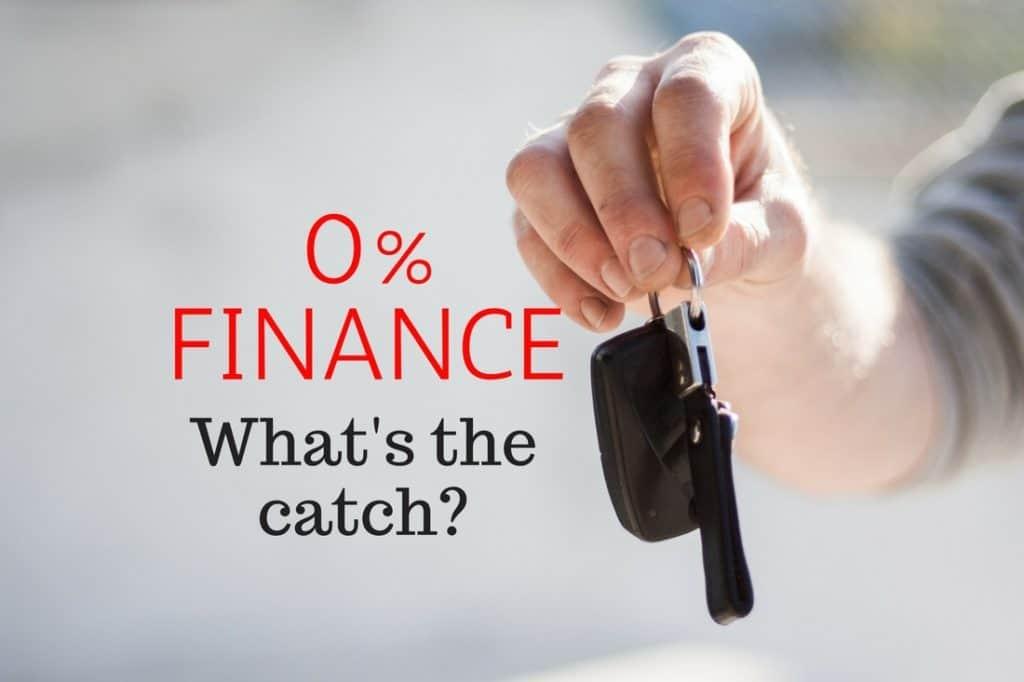 mortgage broker sydney - 0% car finance offer advertisement